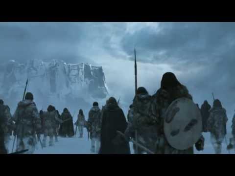 Игра престолов, момент белые ходоки(армия ходоков)