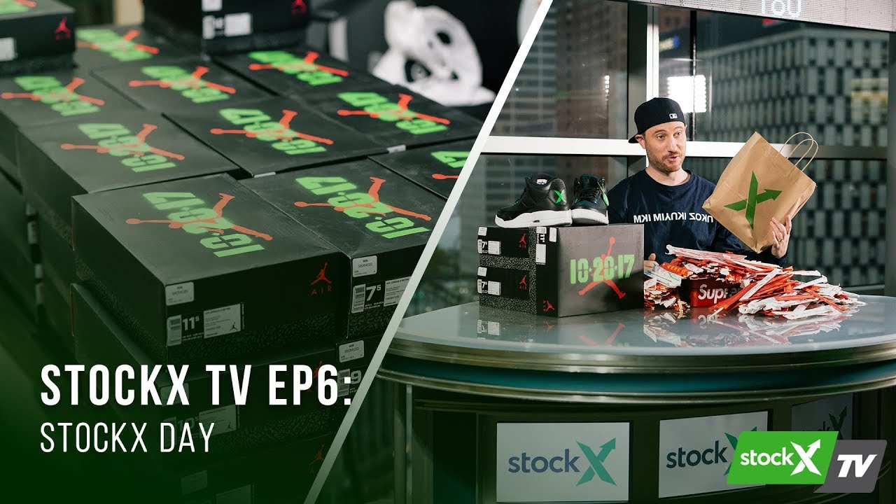 23c037aba83e4 StockX TV Ep. 6 - That s a    % Load Of Chopsticks! - YouTube