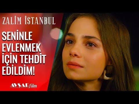 Ceren Yaşadıklarını Nedim'e Anlatıyor😢 - Zalim İstanbul 32. Bölüm