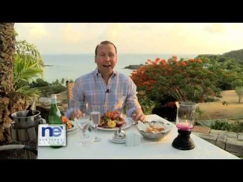 FOX CT's Northeast Living at Inn at English Harbour in Antigua!!