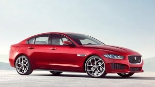 Jaguar XE Launched in India | Auto Expo 2016