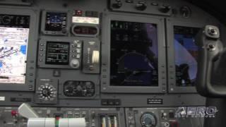 Aero-tv:  Bombardier Learjet 60 Xr - New Interiors For The Business Traveler