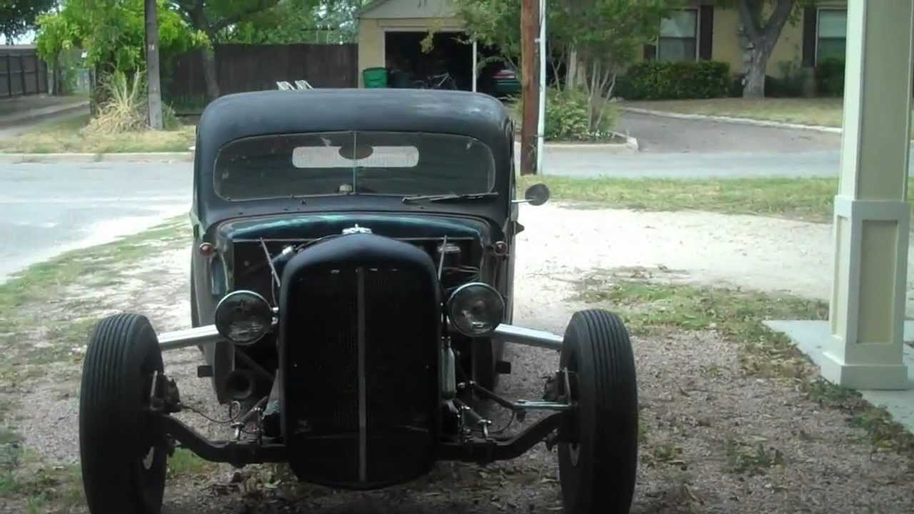 1946 Ford Rat Rod Truck - YouTube