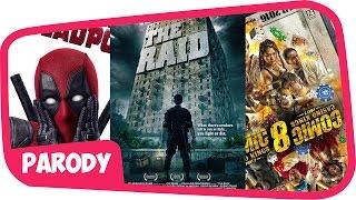 PARODI FILM SESUAI JUDULNYA [ Literal Movie Titles ]