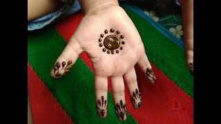 Raksha-bandhan special ,Small Girl hand Mehndi design || #Mehndi || mehndi design