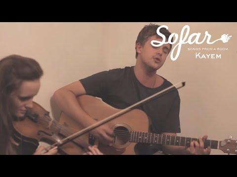 Kayem - Demons | Sofar Auckland