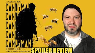 Candyman 2021 Movie REVIEW