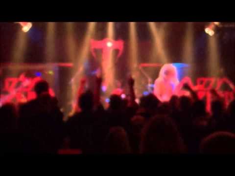 Lizzy Borden LIVE at Vampd in Las Vegas 2013 There Will Be Blood Tonight