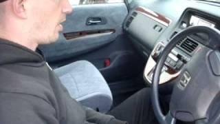 Honda Odyssey M type - carsfortheworld.com video