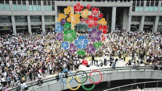 Tokyo to host 2020 Olympic Games, at That Time in Shinjuku.