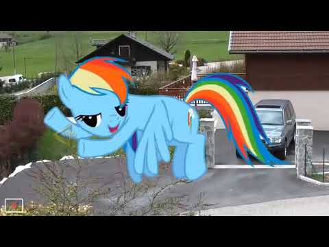 5 TIMES MY LITTLE PONY CHARACTERS CAUGHT ON CAMERA & SPOTTED IN REAL LIFE!