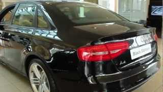 Audi A4 TDI concept e (2008) Videos