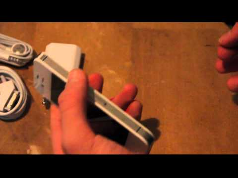 How To Open Micro Sim Card Slot On Apple Iphone 4s Part