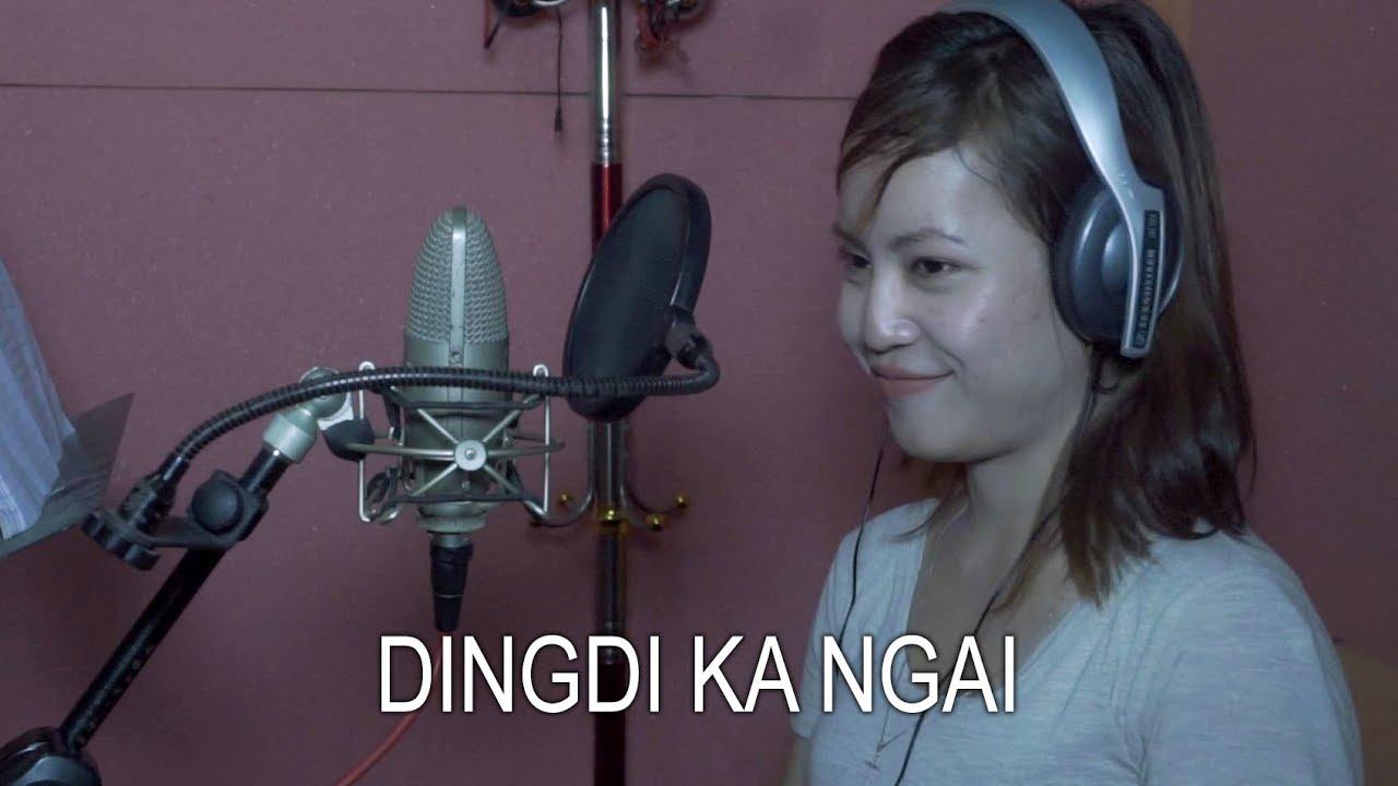 DINGDI KA NGAI - V. Hmingthansiami (P. Thawng Bawi cover) (Lai Hla)