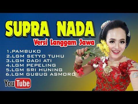 SUPRA NADA // FULL ALBUM 2019 VERSI LANGGAM JAWA // BERKAH MULYO SOUND // SATELIT MULTIMEDIA