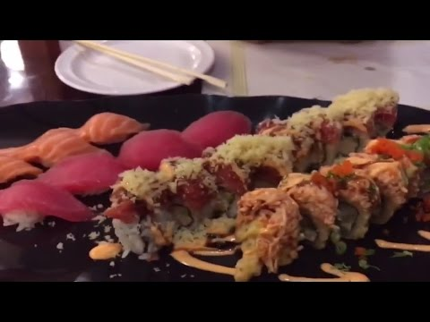Review: Meiga Sushi -San Bernardino, Ca