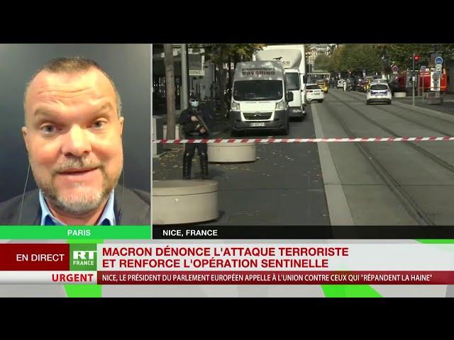 «Il faut définitivement éradiquer l'islam politique en France» selon Djordje Kuzmanovic