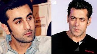 Ranbir Kapoor Uncomfortable To Discuss About Salman Khan | Bollywood  Gossip