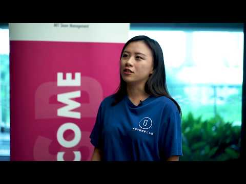 Asia School of Business Action Learning Symposium '18, Future Lab Interview