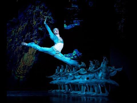 Па-де-де из балета «Баядерка». АЛЕНА КОВАЛЕВА и АНДРЕЙ ЕРМАКОВ