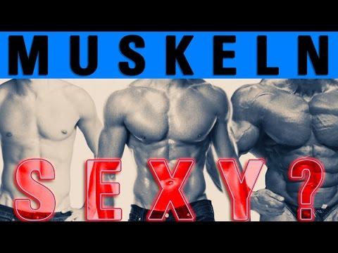Stehen Frauen wirklich auf Muskeln? - Ergebnisse unserer Studie