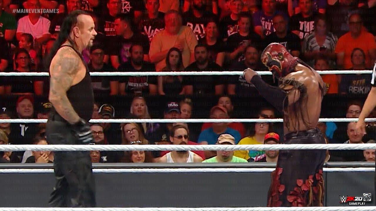 Download FULL MATCH - The Undertaker vs. The Boogeyman : Jan 1, 2020