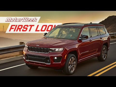 2021 Jeep Grand Cherokee L | MotorWeek First Look