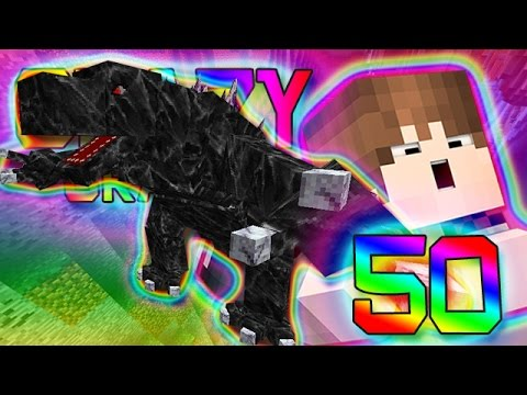 Minecraft: MOBZILLA BOSS CHALLENGE MOD! Crazy Craft 2.0 Modded Survival w/Mitch! Ep. 50 (Crazy Mods)