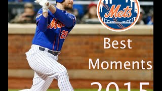 Mets Best Moments 2015