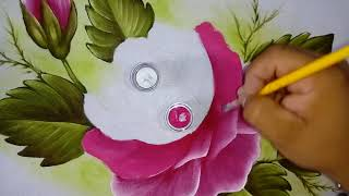 Pintando rosas con Alfre severo – Espanhol