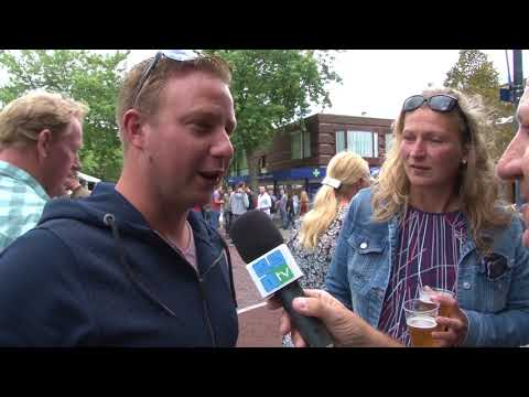Eerste deuntje Kermis Heemskerk 2017