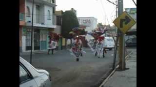 inicio del carnaval de tepeyanco