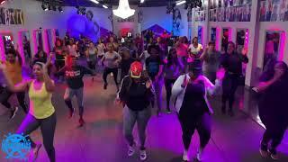 JIGGAEROBICS DANCE CARDIO WORKOUT SESSION x Reggie C Fitness