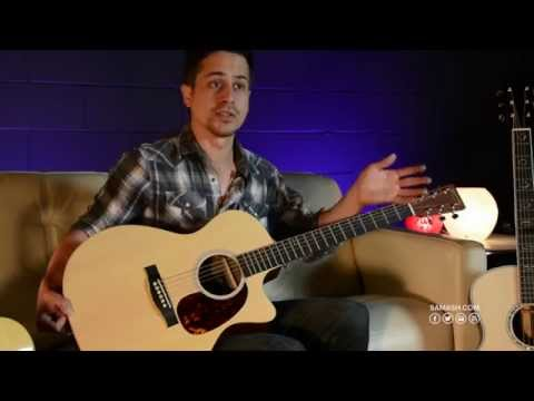 Martin GPCPA5 Performing Artist Series Acoustic-Electric Guitar | Everything You Need To Know