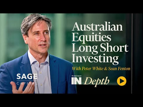 INDepth with Sean Fenton from SAGE Capital on 'Australian Equities Long Short Investing'.