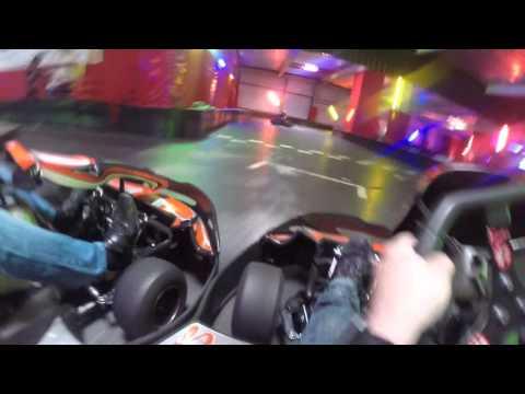 Karting entre couilles, Speedpark Beauvais