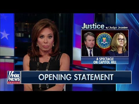 'Where Is Your Integrity?' Pirro Rips Dems for 'Hypocrisy' in Kavanaugh Hearing