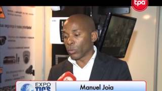 Global Telesat entrevistado por TPA en EXPO TIC's Angola 2015 thumbnail