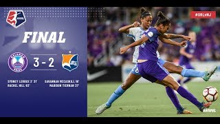 Highlights: Orlando Pride vs. Sky Blue FC | June 16, 2018