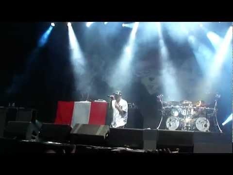 Limp Bizkit en Lima - Smells Like Teen Spirit / Welcome Home (Sanitarium) - 03.08.11