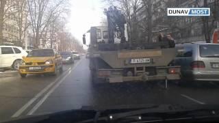 Паяк репатрира автомобил в Русе