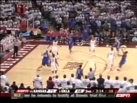 """THE SHERRON SHOW"" Kansas Jayhawks Sherron Collins 08-09 Highlights"