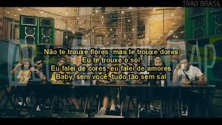 Poesia Acústica #6 - Era Uma Vez (LETRA) Mc Cabelinho, MODE$TIA, Bob, Azzy, Filipe Ret, Dudu, Xamã