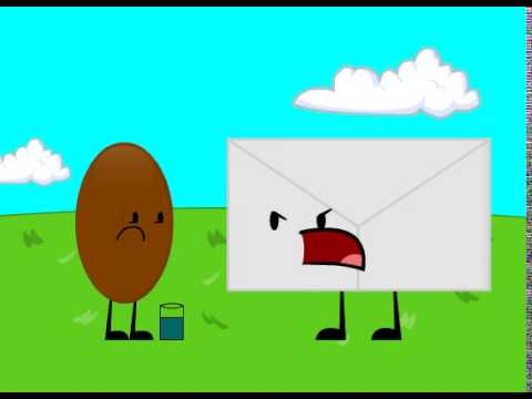 First Object Show Flash animation