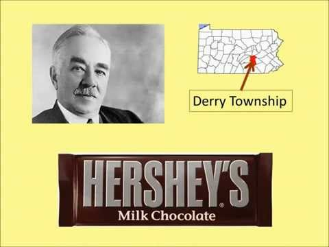 The Story of Milton Hershey