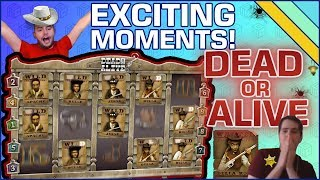 EXCITING MOMENTS on Dead or Alive!