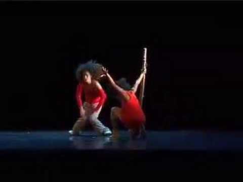 """""""La source"""" 'Les gens de ... ' Organic dance company"""