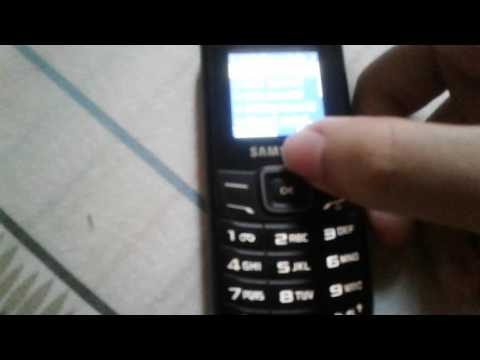 Old Samsung 9999 Basic Bell