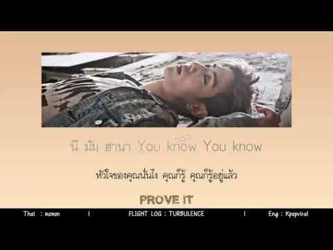 [Karaoke/Thaisub] GOT7 - Prove It #TNTSUB