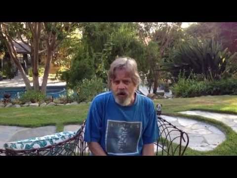 Mark Hamill ALS Ice Bucket Challenge